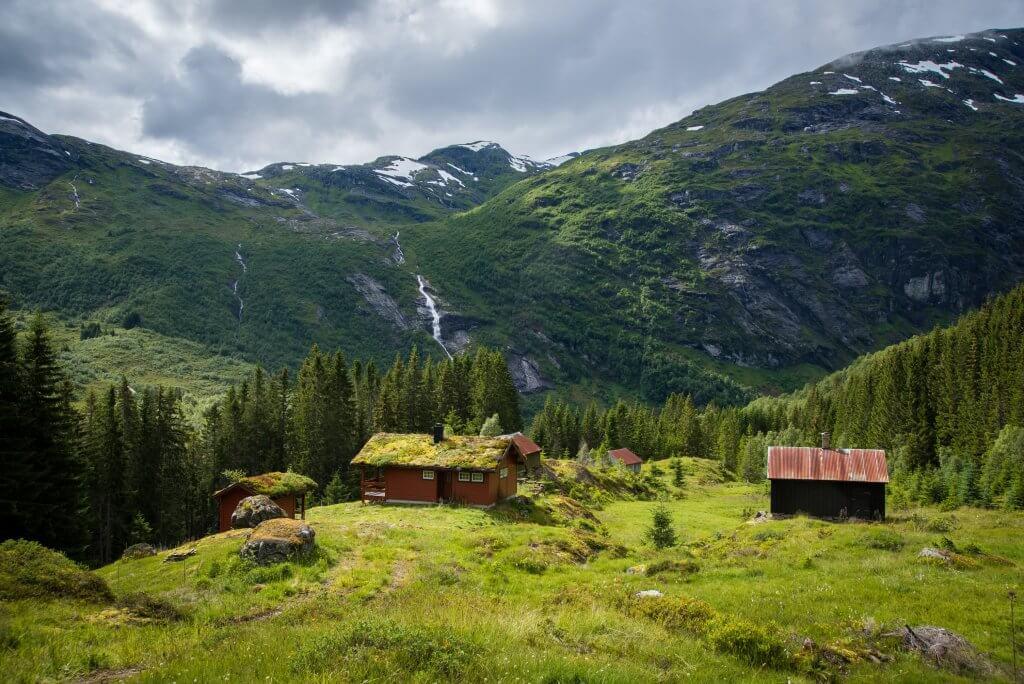 Huttentochten en wandelvakanties naar Noorwegen van SNP Natuurreizen