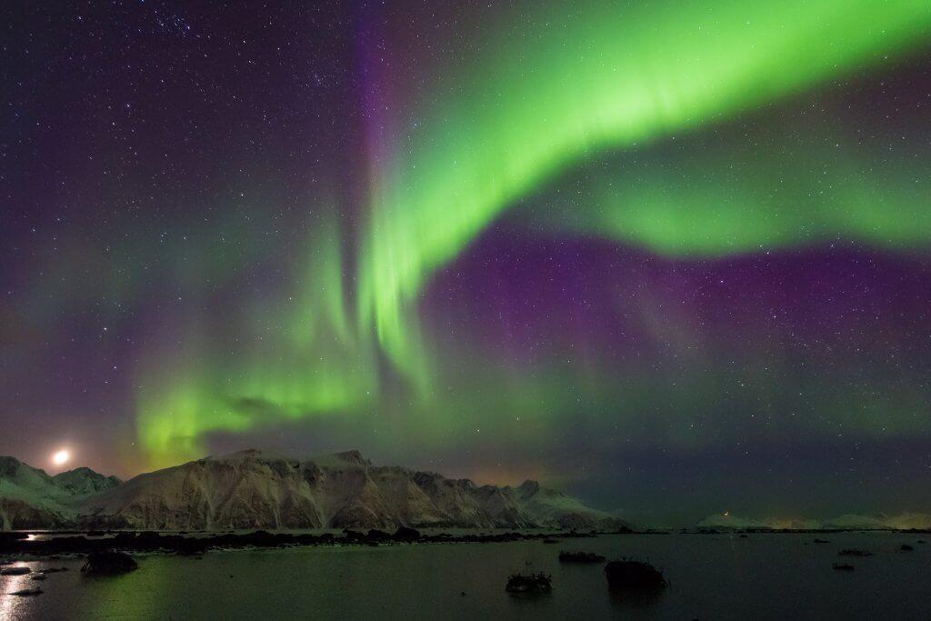 Noorderlicht Noorwegen Reizen