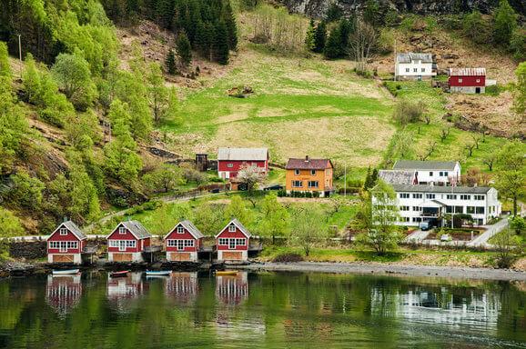 Kampeerhutten in Noorwegen - VakantieXperts