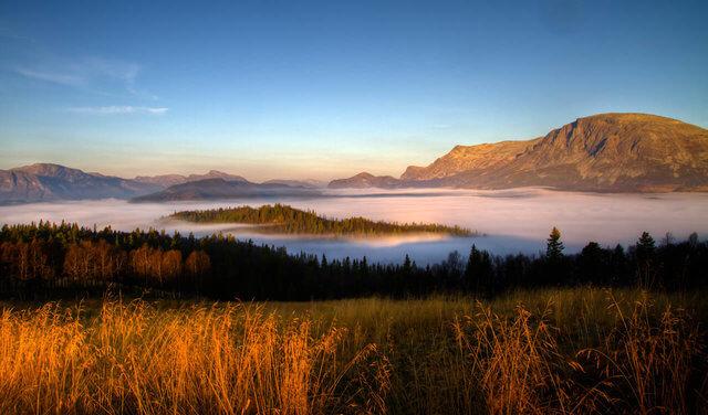 Vakantie Zuid Noorwegen met De Jong Intra - Hemsedal