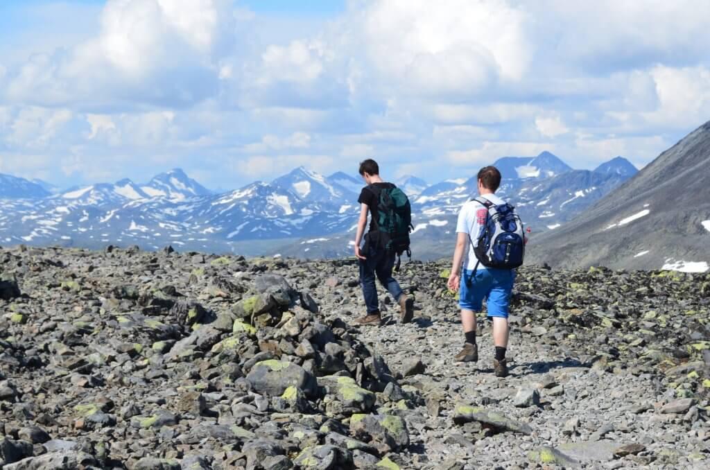 Wandelvakantie Noorwegen - Besseggen met bbi travel