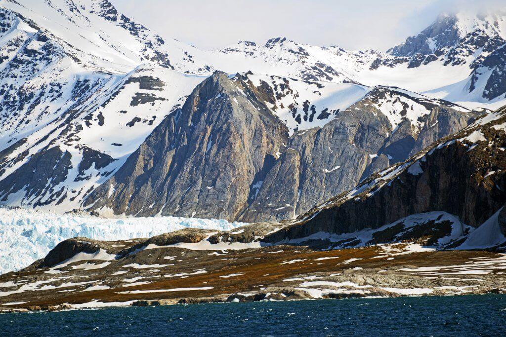 Spitsbergen Svalbard vakantie met BBI Travel