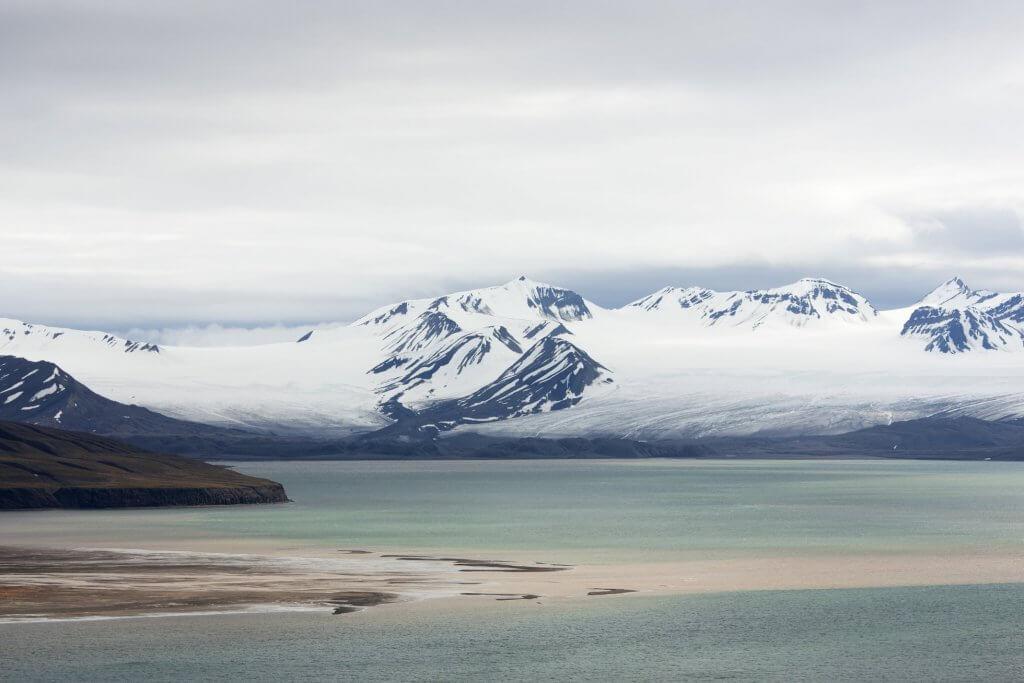 Spitsbergen cruise vakantie met Kras