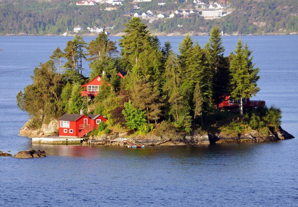 Cruise Noorwegen en Spitsbergen