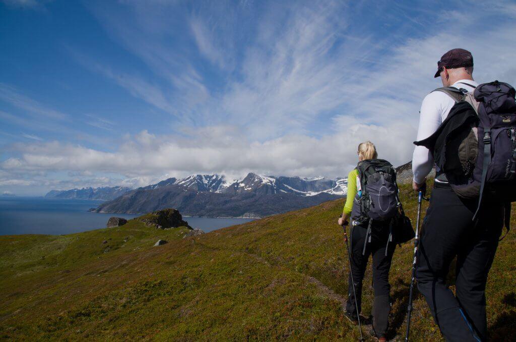 Wandelen Lofoten met SNP natuurreizen