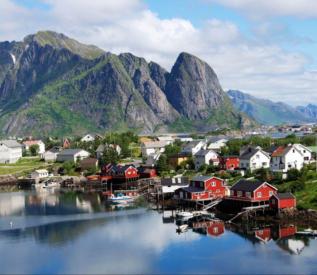 Cruise Noorse Fjorden en Noorderlicht in Noorwegen