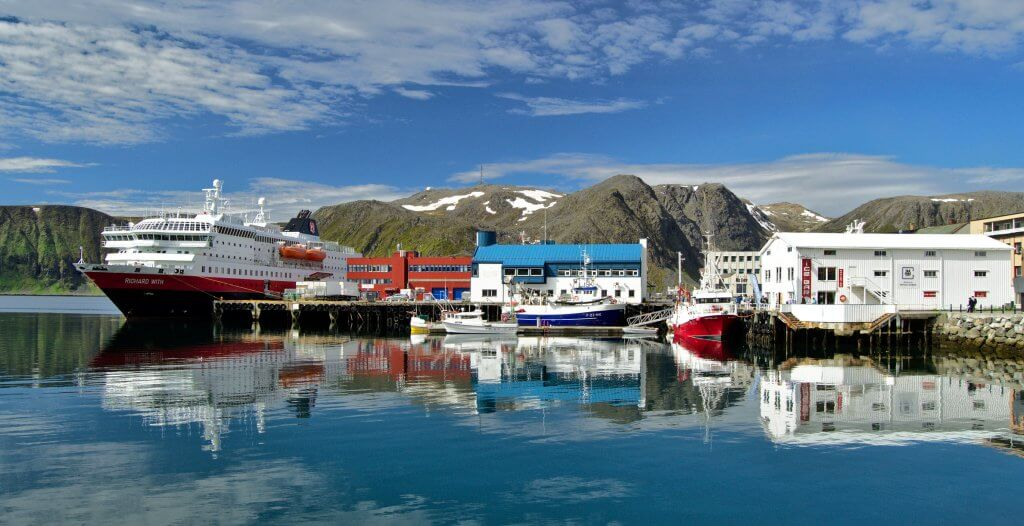 Reizen naar Noordkaap met Kras