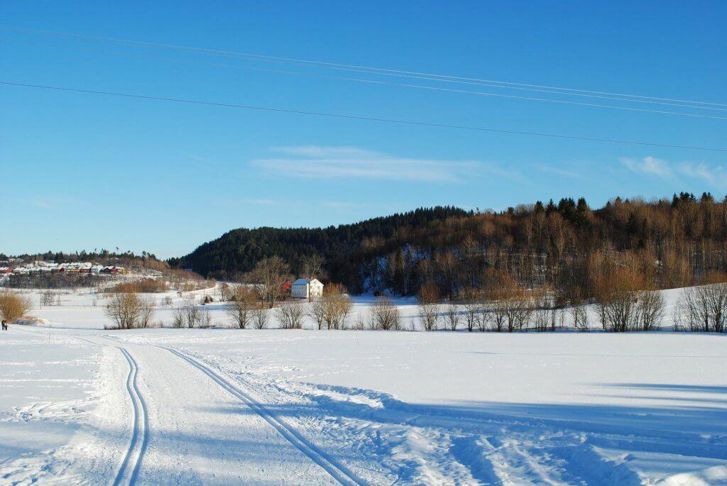 Winterreizen Noorwegen met VX
