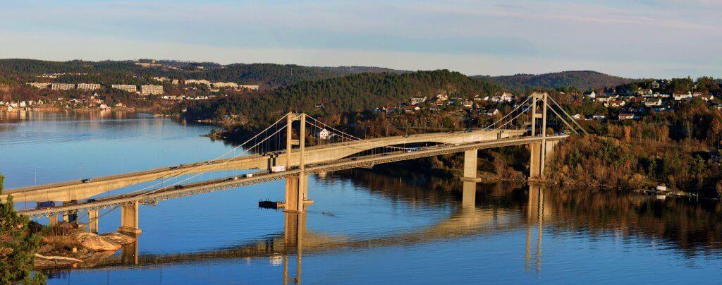Reistips Noorwegen - Kristiansand