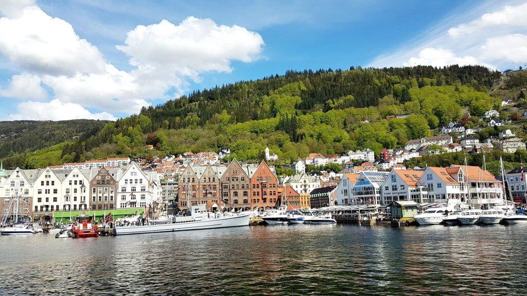Roadtrip door Noorwegen langs Bergen