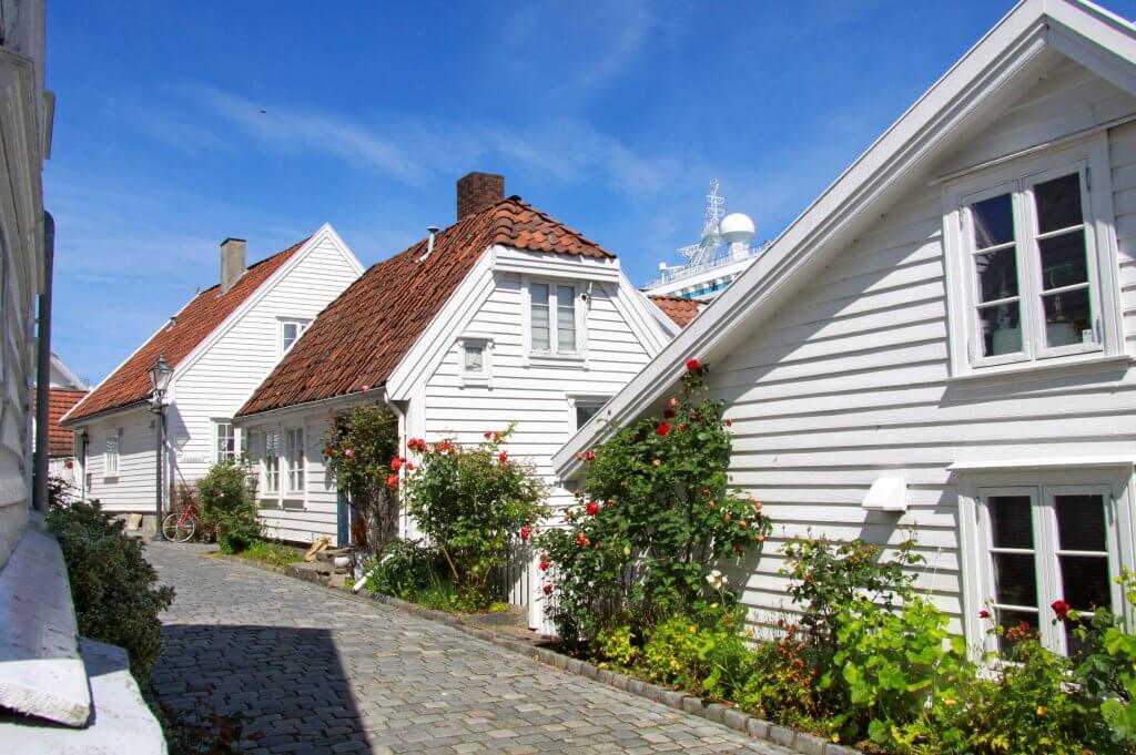 Vakantie Stavanger in Noorwegen met VX