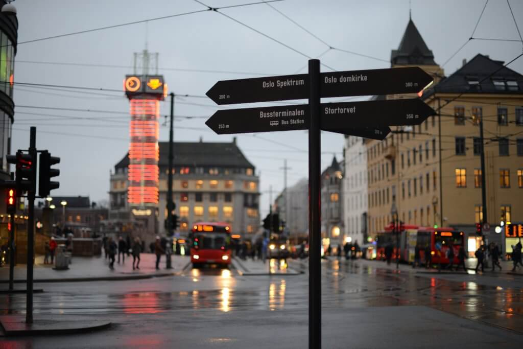 Citytrip Oslo in Noorwegen