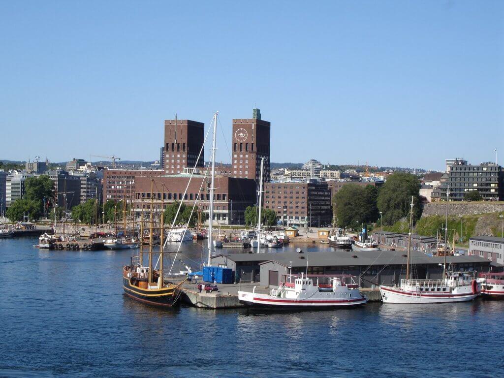 Stedentrip Oslo Noorwegen