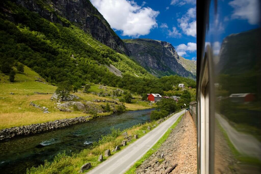 Vakantie Flåm in Noorwegen inclusief Flåmsbana