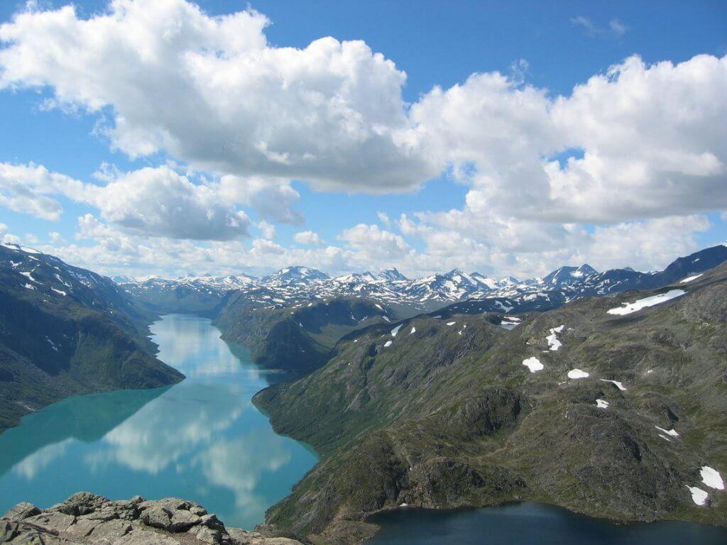 Vakantie Jotunheimen in Noorwegen