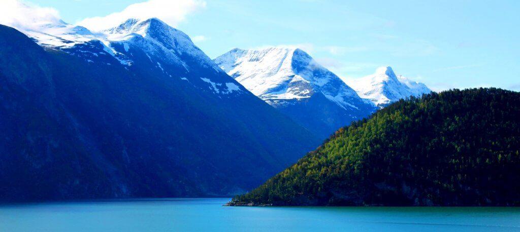 camperreis door noorwegen