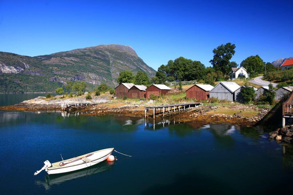 cruise vakantie sognefjord fjorden noorwegen