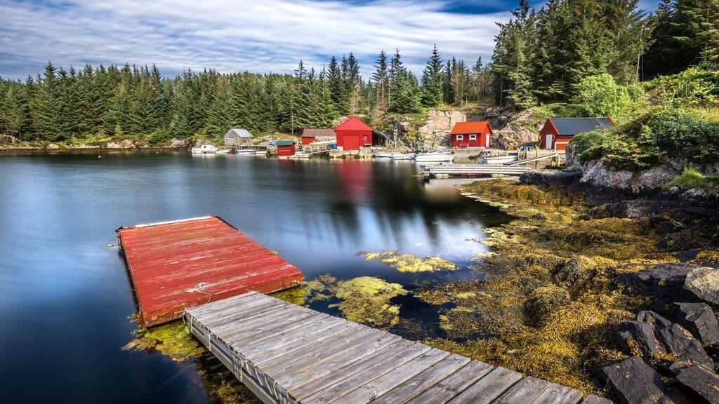 groepsrondreis noorwegen - hordaland