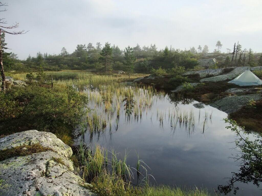 noorwegen wandelen natuur