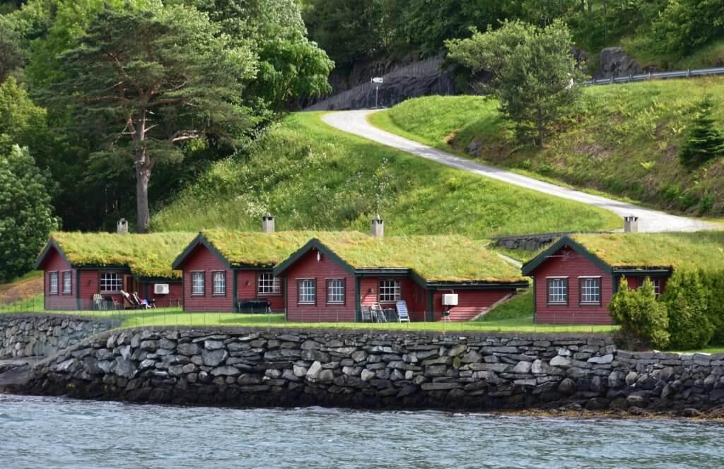 vakantie hardangerfjord noorwegen
