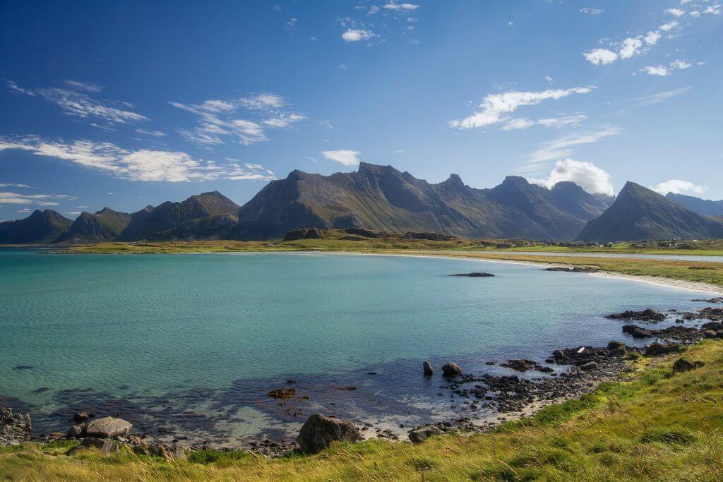 lofoten rondreis eigen vervoer noorwegen