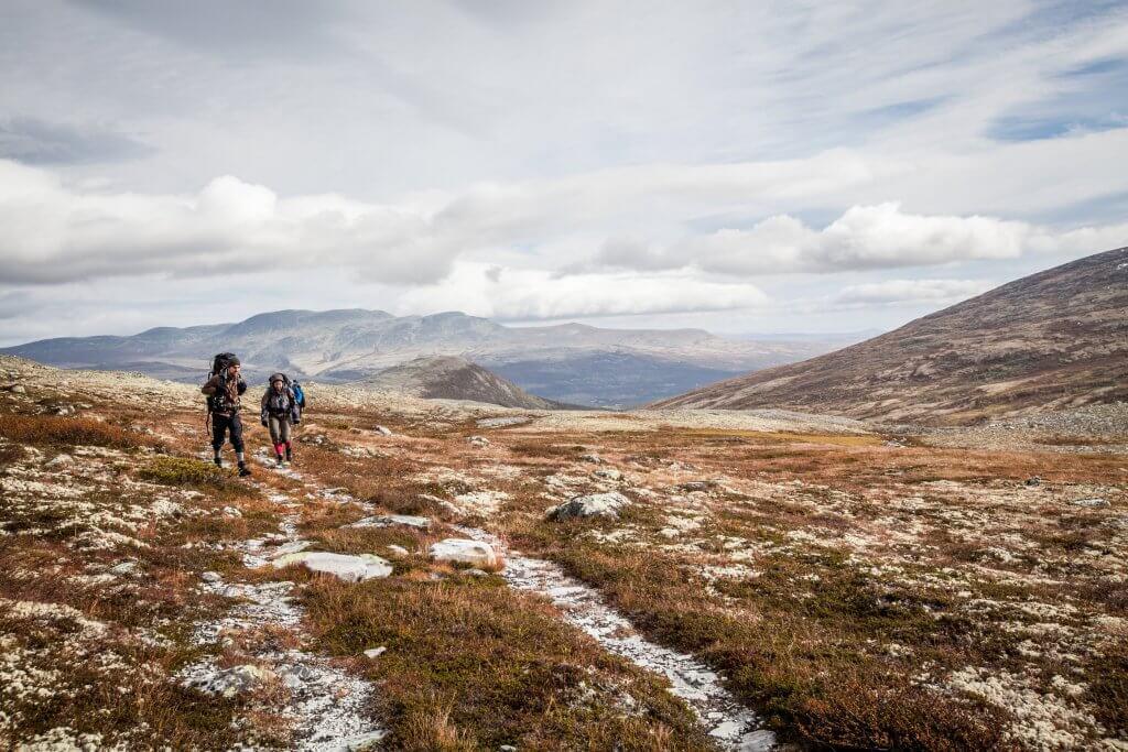 rondane wandelvakantie noorwegen