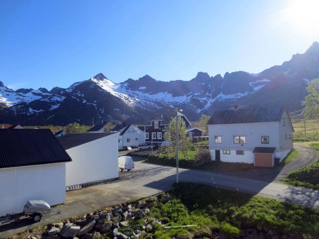 vakantie senja in noorwegen