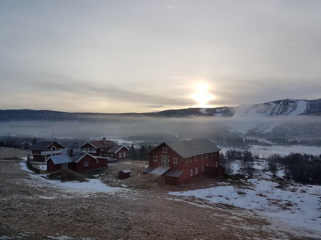 vakantie geilo in noorwegen