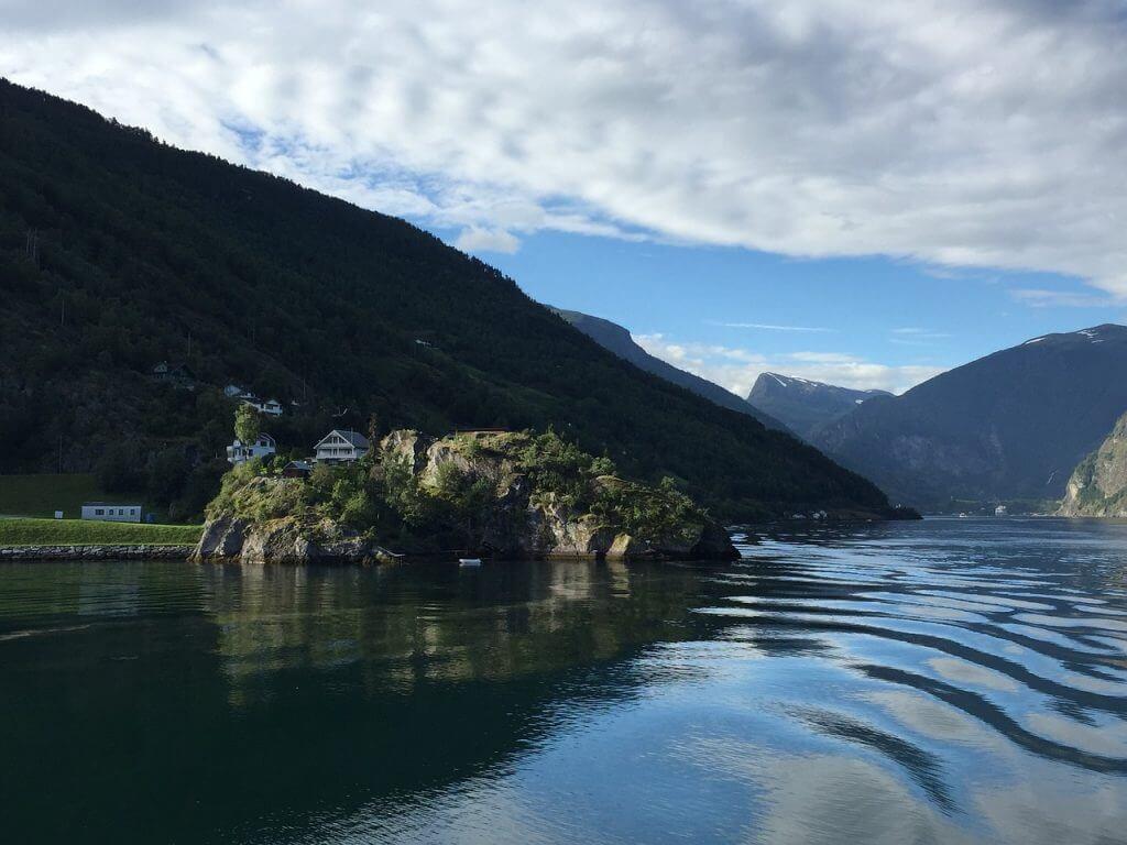 familierondreis noorwegen - flam