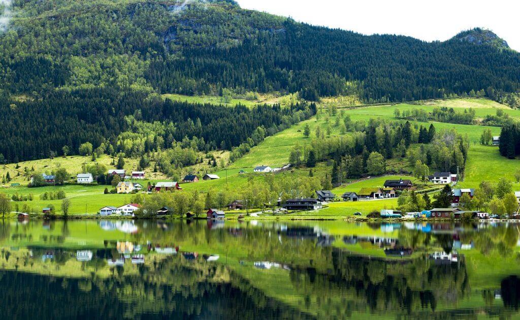familievakantie noorwegen