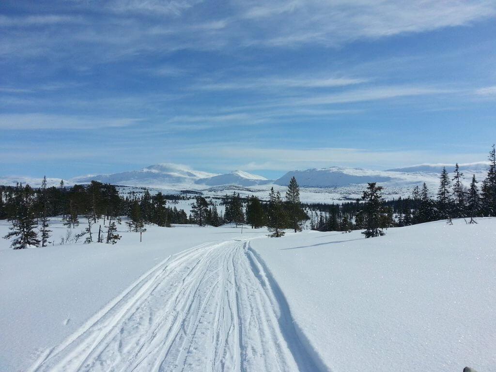 langlaufen in noorwegen reizen