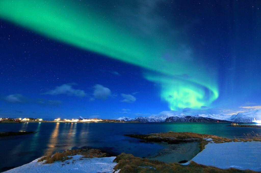 rondreis tromso en senja in noorwegen