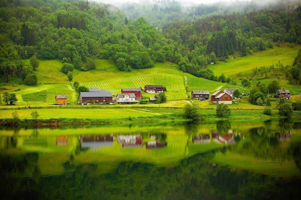 noorwegen last minute