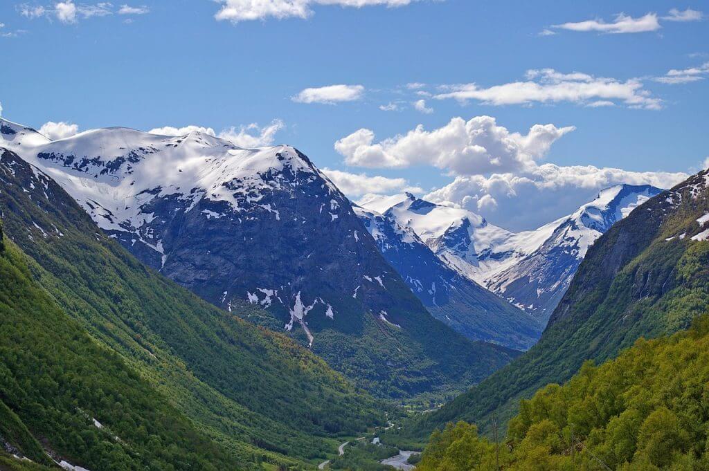 noorwegen busreis