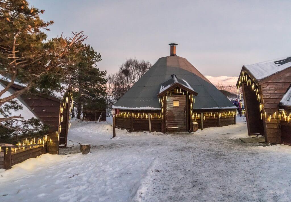 reizen naar noord noorwegen