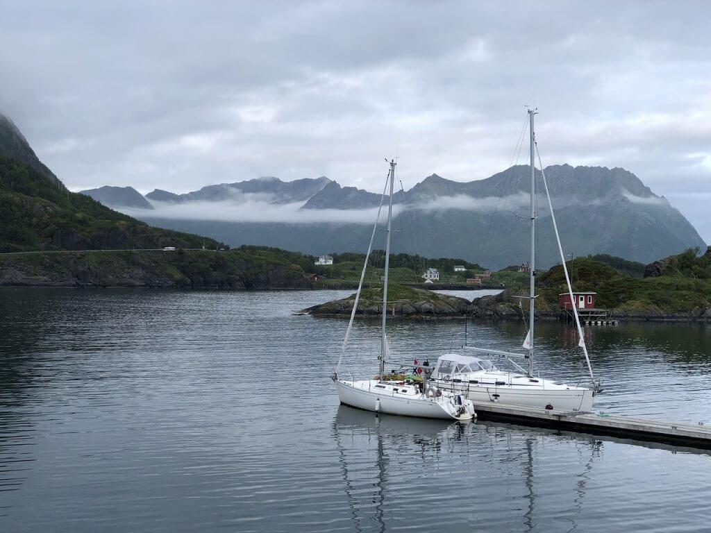 senja in noorwegen