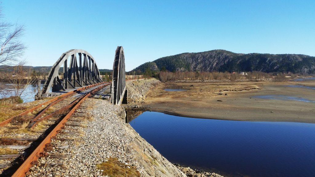 treinreis noorwegen